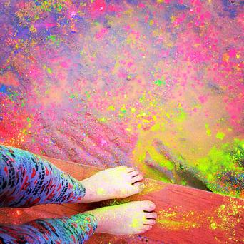 Your feet can throw up a range of colourful problems