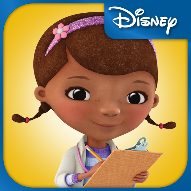 Doc McStuffins: Time for your Check Up, iPhone/iPad/Android, €1.79.