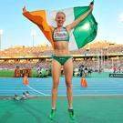 Derval O'Rourke has announced her retirement from athletics