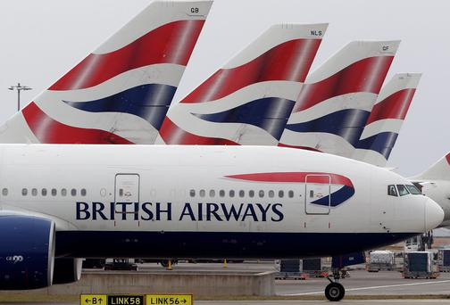 British Airways have announced a new flight between Dublin and London