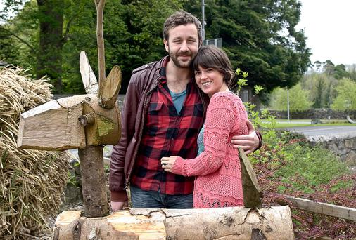 Chris O'Dowd and Dawn O'Porter