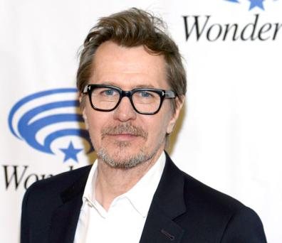 Gary Oldman at WonderCon Anaheim 2014 - 20th Century Fox Press Line