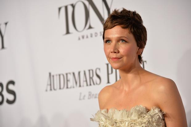 NEW YORK, NY - JUNE 08: Actress Maggie Gyllenhaal attends the 68th Annual Tony Awards at Radio City Music Hall on June 8, 2014 in New York City. (Photo by Mike Coppola/Getty Images for Tony Awards Productions)