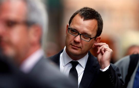 Former tabloid editor Andy Coulson has been found guilty of phone hacking. Reuters