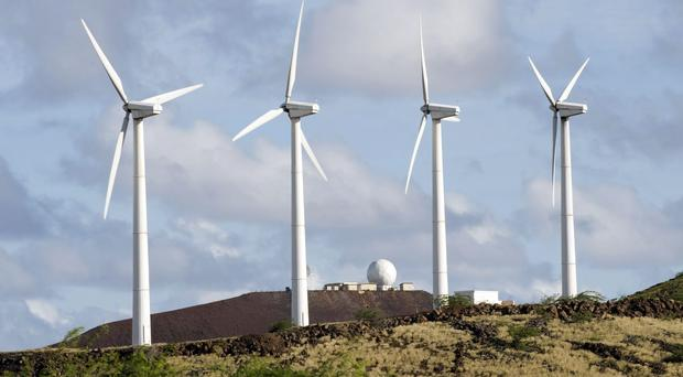 200pc - Size of the increase in the average rates paid by Wind Farms in the Limerick area
