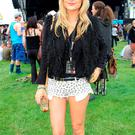 Laura Whitmore at last year's Electric Picnic