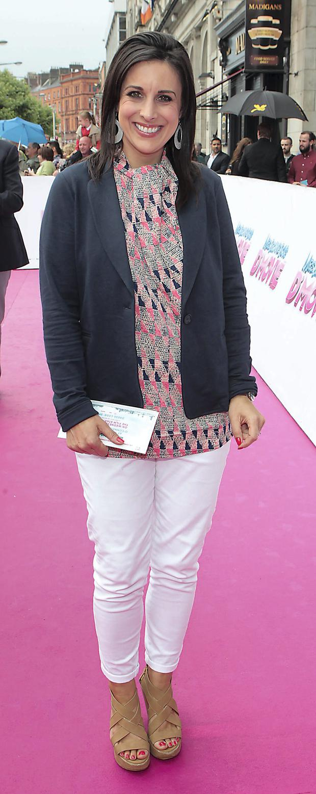 Stars Come Out For World Premiere Of Mrs Brown S Boys D