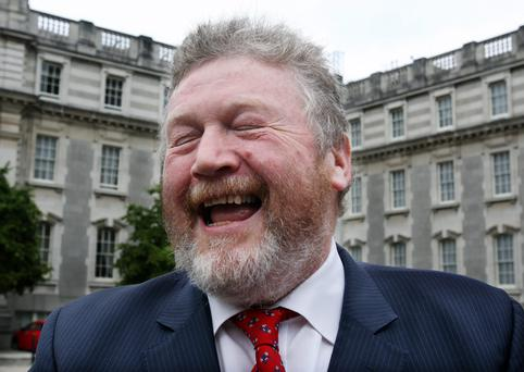 The Minister for Health Dr James Reilly