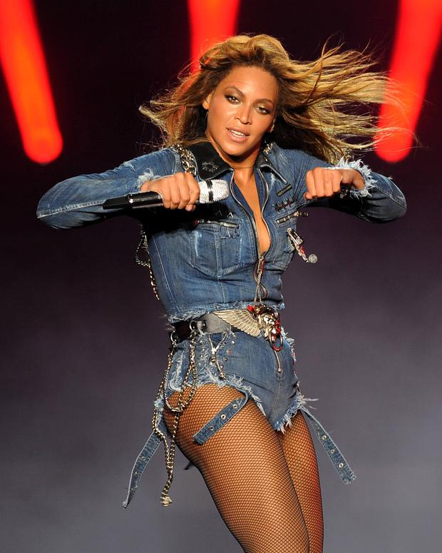 Beyonce has been named the most powerful celebrity in the world