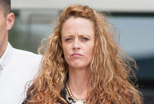 Claire Darby at Dublin Circuit Criminal Court yesterday