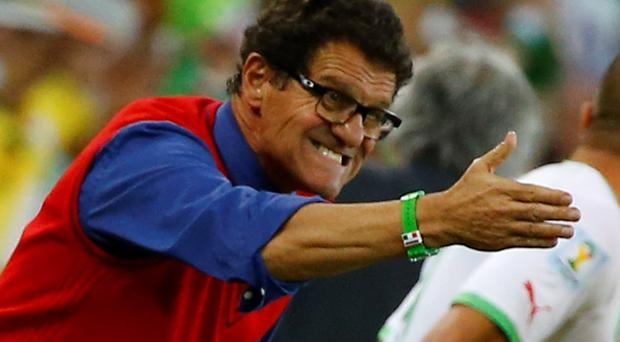 Fabio Capello and Russia have parted company