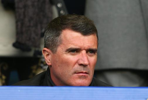 Roy Keane. Photo credit: Alex Livesey/Getty Images