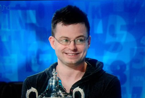Mark Murray triumphed with a score of 105 points