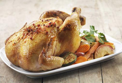 OVER 2,000 people a year in Ireland are getting sick from a food bug which is mainly passed on from contaminated chicken