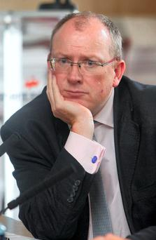 PTSB BOSS: Jeremy Masding. Photo: Damien Eagers