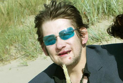 Shane MacGowan. Photo: Tony Gavin