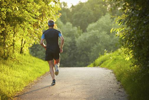 Even running for less than an hour a week has been shown to have benefits for your health