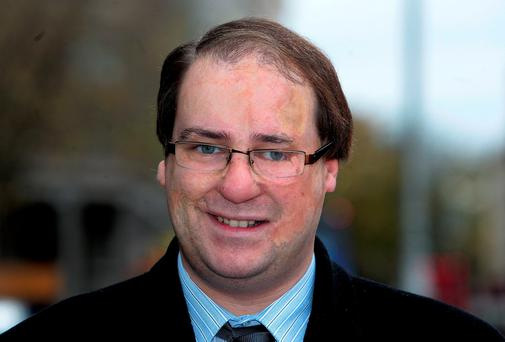 Former Independent TD Patrick Nulty. Photo: Tom Burke