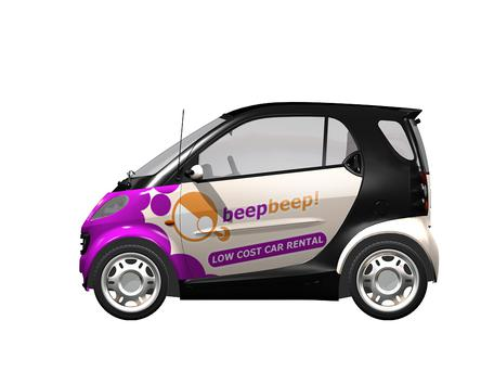 Think about the size of car you require, when renting.