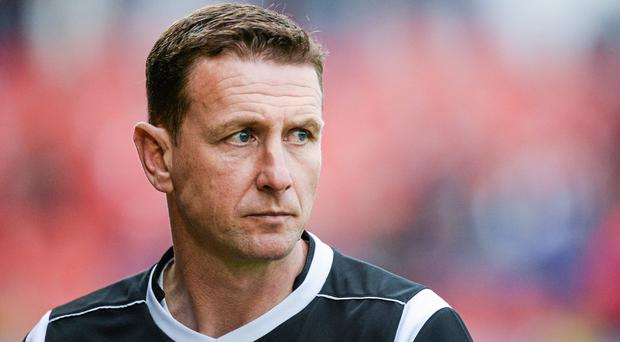 'The decision to get rid of Ian Baraclough, the most successful manager in Sligo Rovers' history, is one of such mind-boggling imbecility and ignorance it beggars belief'