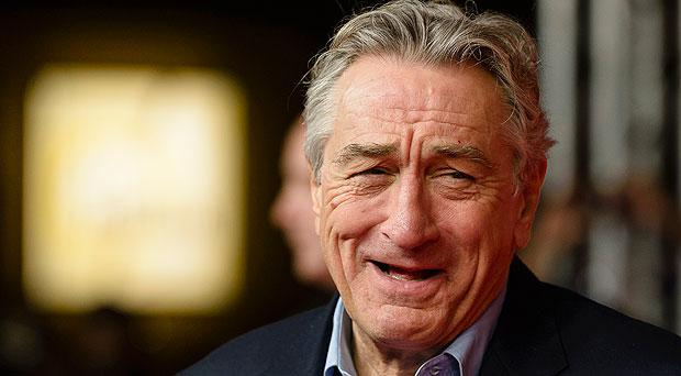Hollywood legend Robert De Niro