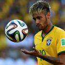 Brazil's Neymar makes the XI
