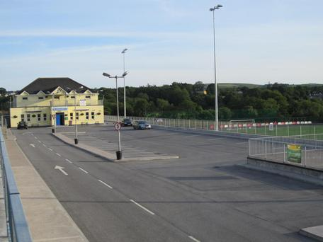 Ballea Park, home of Carrigaline United