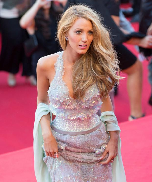 My Hair Is A Safety Net For Me Says Blake Lively Independent