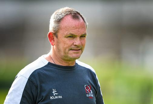 Ulster head coach Mark Anscombe. Photo credit: Brendan Moran / SPORTSFILE