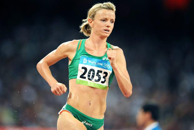 Roisin McGettigan has been awarded a bronze medal for the 2009 European Indoor championships in the 1500m