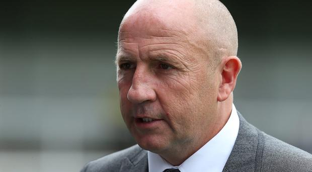 Sligo Manager John Coleman (Photo by Pete Norton/Getty Images)