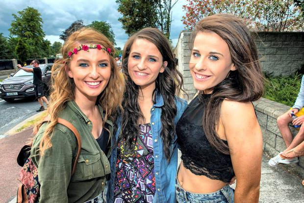 Triplets from Monaghan, Alva, Orlaith and Aoife Boyle (18)