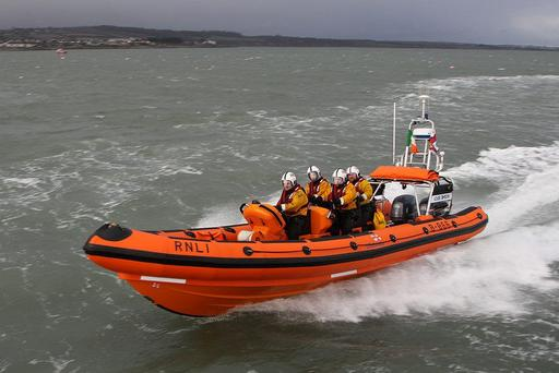 RNLI Volunteer crew