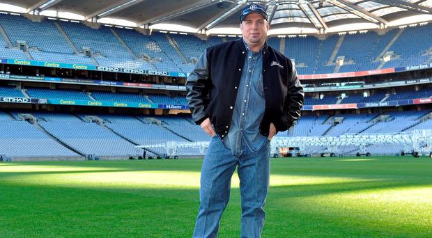 The long-running dispute between the GAA and the management committee of the Irish Handball Centre is at the heart of the row over the Garth Brooks concerts.