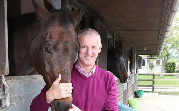 In spotlight: Former jockey Graham Bradley faces charges alleging he trained horses without a licence