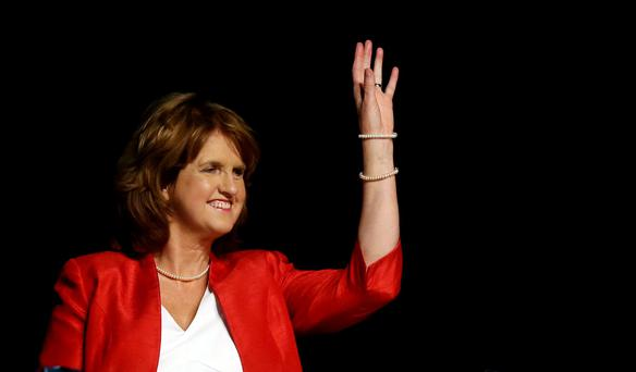 "Social Protection Minister Joan Burton said: ""There has been a rapid and sustained increase in the number of appeals received in the social welfare appeals office since 2009"""