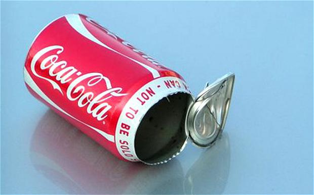 Coca Cola are investigating the incident