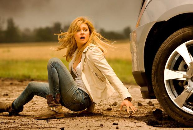 Gone To Ground: Nicola Peltz as Tessa, the beautiful love interest for Dublin actor Jack Reynor in Transformers