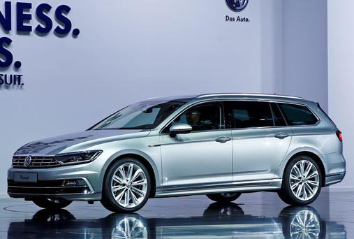 PASSAT: The eighth generation will offer 20pc more economy
