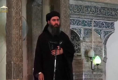 A man purported to be the reclusive leader of the militant Islamic State Abu Bakr al-Baghdadi has made what would be his first public appearance at a mosque in the centre of Iraq's second city, Mosul.