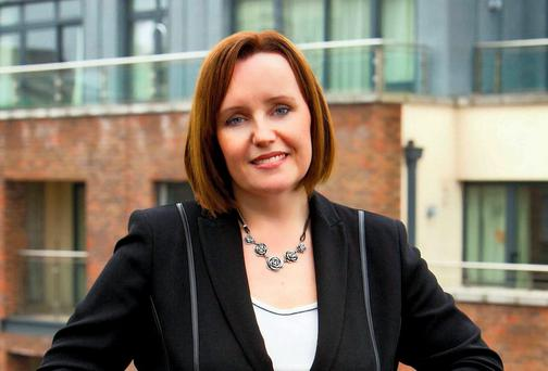 HEAD: Apartmentlaw.ie founder Sonia McEntee
