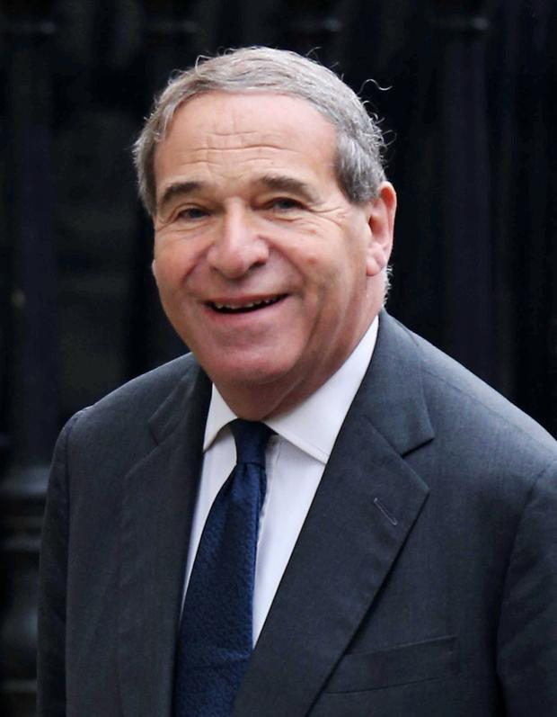 Leon Brittan: was questioned by police under caution. Photo: PA