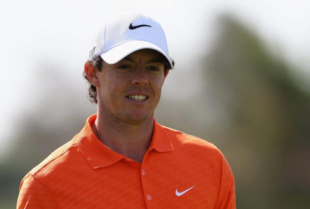 Rory McIlroy of Northern Ireland said he felt flat after playing six out of eight weeks (Photo by Matthew Lewis/Getty Images)