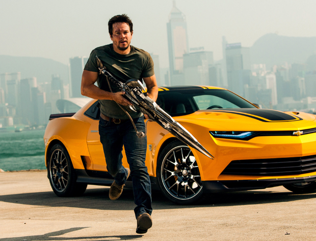 Undated Film Still Handout from Transformers: Age Of Extinction. Pictured: Mark Wahlberg plays Cade Yeager. See PA Feature FILM Transformers. Picture credit should read: PA Photo/Paramount Pictures UK. WARNING: This picture must only be used to accompany PA Feature FILM Transformers.