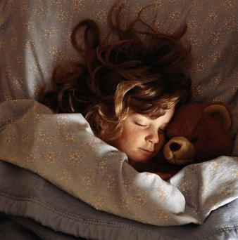 Children do need a chance to rest and recuperate. Lie-ins are not a bad thing.