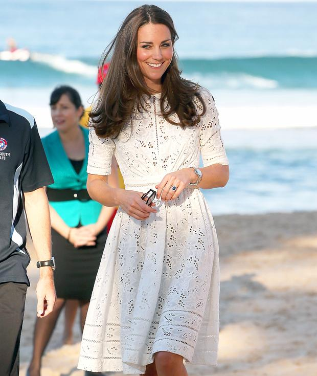 Kate Middleton has given advice to Cressida