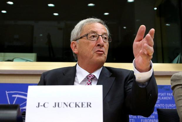 Jean-Claude Juncker, the designated president of the European Commission