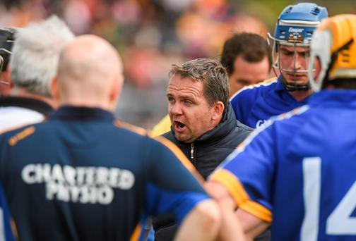 Davy Fitzgerald should have a grace period with Clare. Photo: Ray McManus / SPORTSFILE