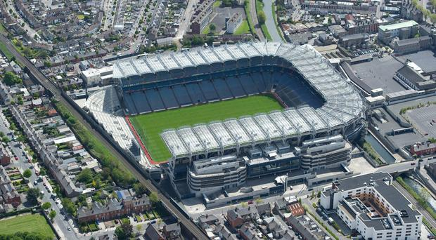 Croke Park could stage one of the biggest UFC events ever