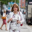 Joan Burton: deserves praise for maintaining the welfare system